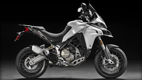Ducati                                            Multistrada 1200 Enduro (Star White Silk)