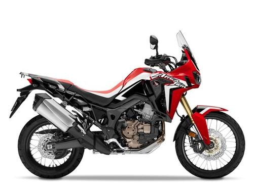 Honda                                             CRF1000L Africa Twin ABS DTC MonocoloreTravel Edition