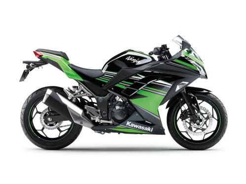 Ninja 300 ABS KRT Edition
