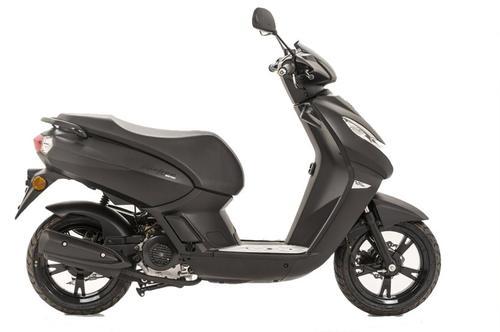 Peugeot Kisbee 50 2T Black Edition
