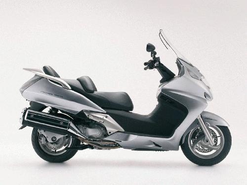 honda silver wing 600 abs listino e scheda tecnica moto dueruote. Black Bedroom Furniture Sets. Home Design Ideas