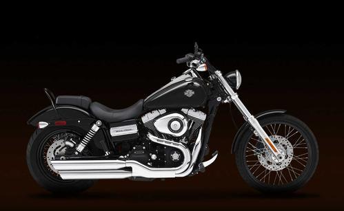 Harley-Davidson                                   Dyna Wide Glide FXDWG