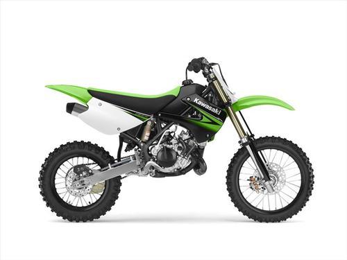 Kawasaki KL KX 85 A/B