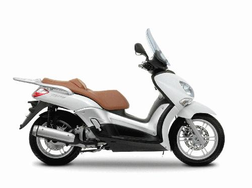 X-City 250 Topcase