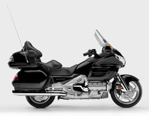 Honda Gold Wing ABS