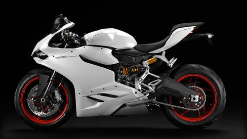 899 Panigale White