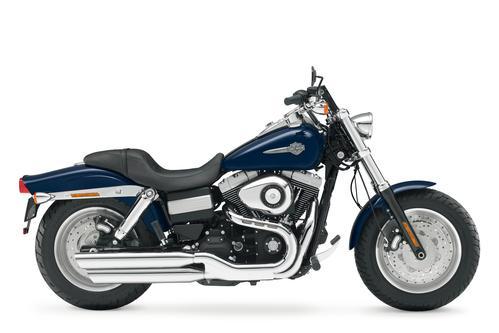 Harley-Davidson Dyna Fat Bob FXDF ABS