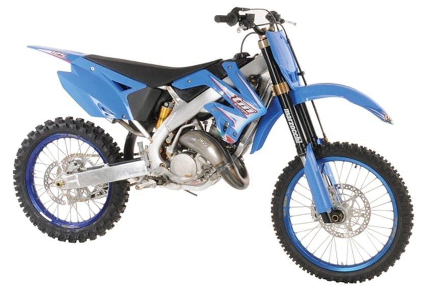 TM Racing MX 100 - Dati e schede tecniche - Dueruote