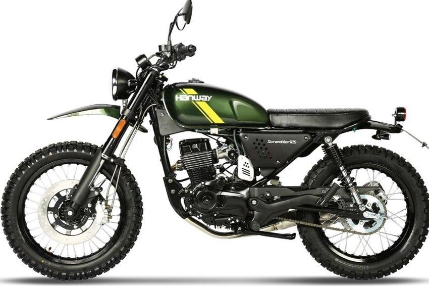 Yamaha YS 125 - Listino moto nuove: dati e schede tecniche