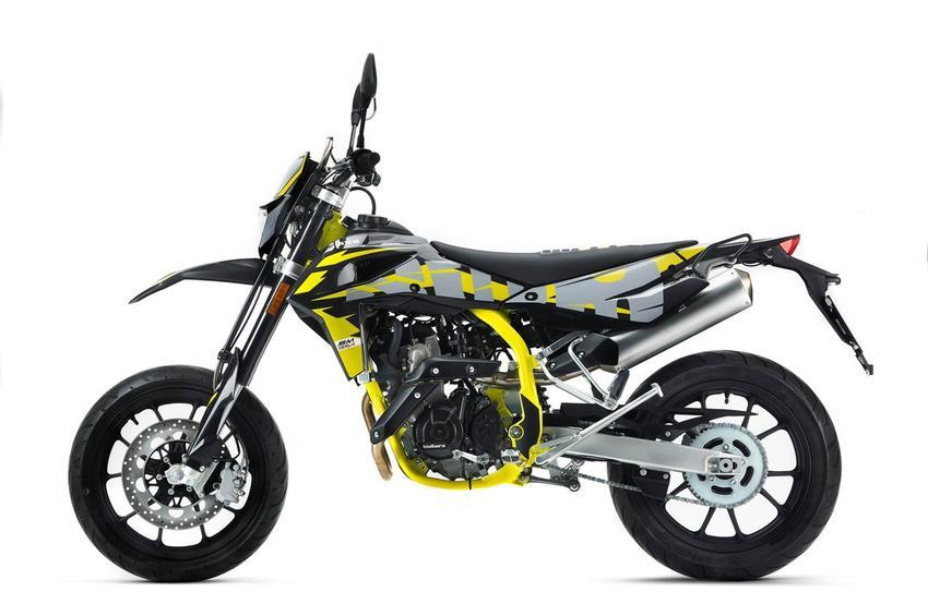 Husqvarna FC 350 - Listino moto nuove: dati e schede