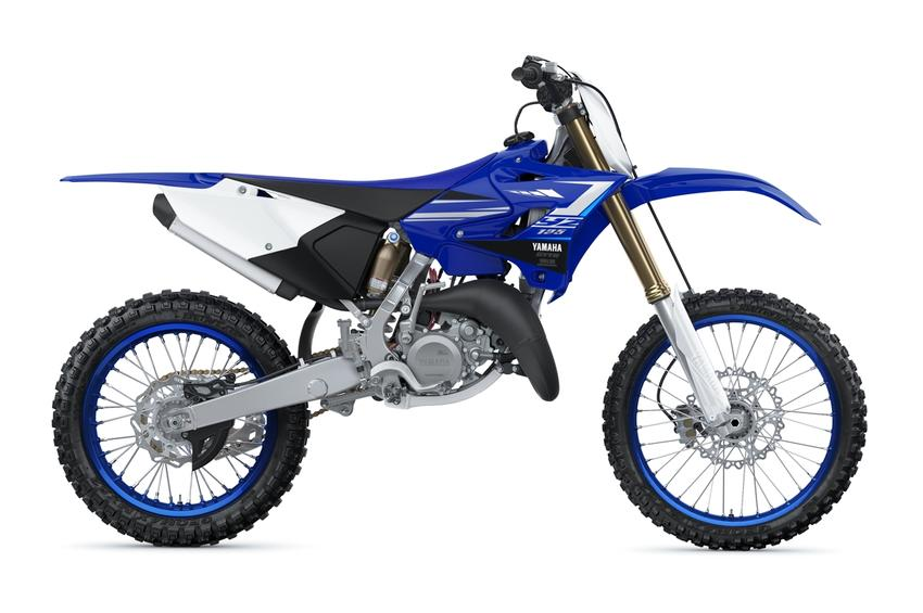 Yamaha Yz 125 Listino Moto Nuove Dati E Schede Tecniche Dueruote