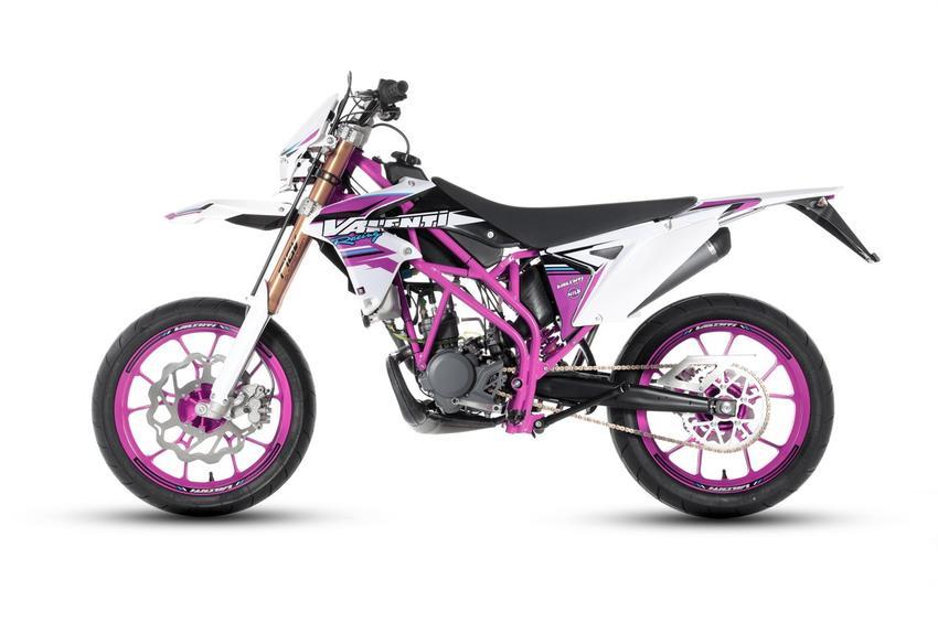 Valenti Racing N01 50 Naked (2015 - 18), prezzo e scheda