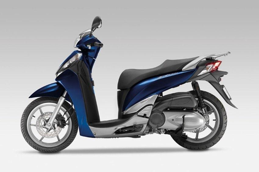 Honda Sh 300 Dati E Schede Tecniche Dueruote