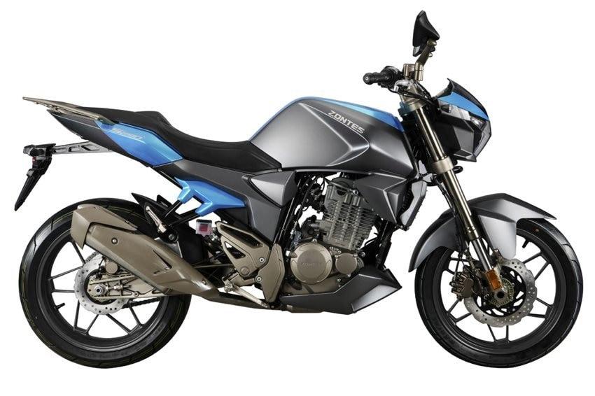 Zontes ZT 125 J (2017 - 19), prezzo e scheda tecnica - Moto.it