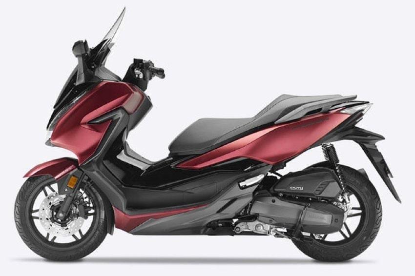 Honda Forza 125 Abs Prezzo Scheda Tecnica E Foto Dueruote