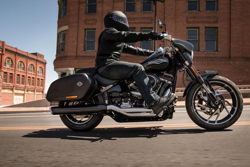 Harley-Davidson Trike - Listino moto nuove: dati e schede