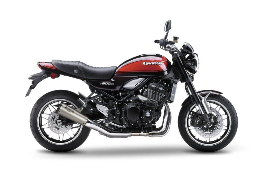 Kawasaki VN 900 Custom, Harley-Davidson Sportster 883 XL