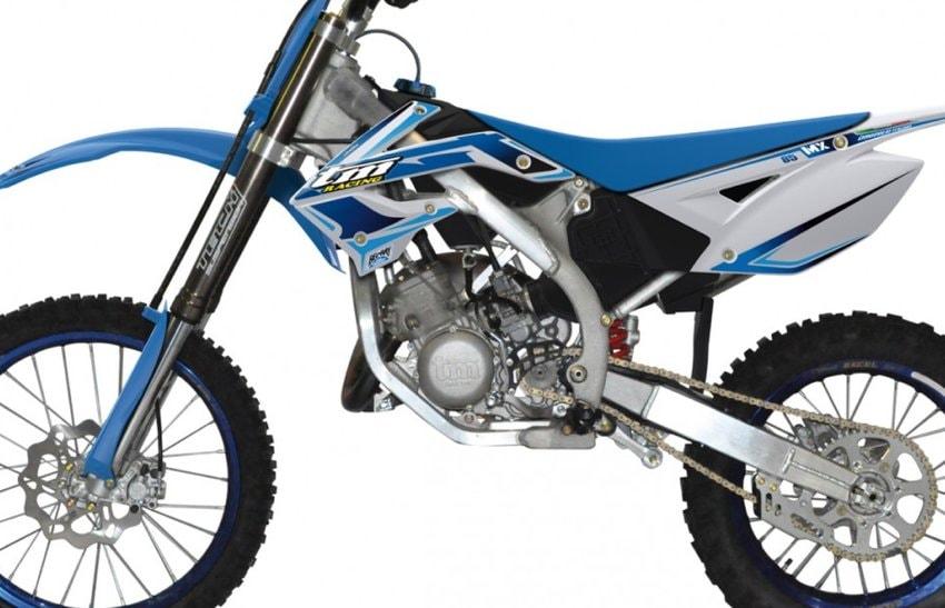 TM Racing MX 125 - Dati e schede tecniche - Dueruote