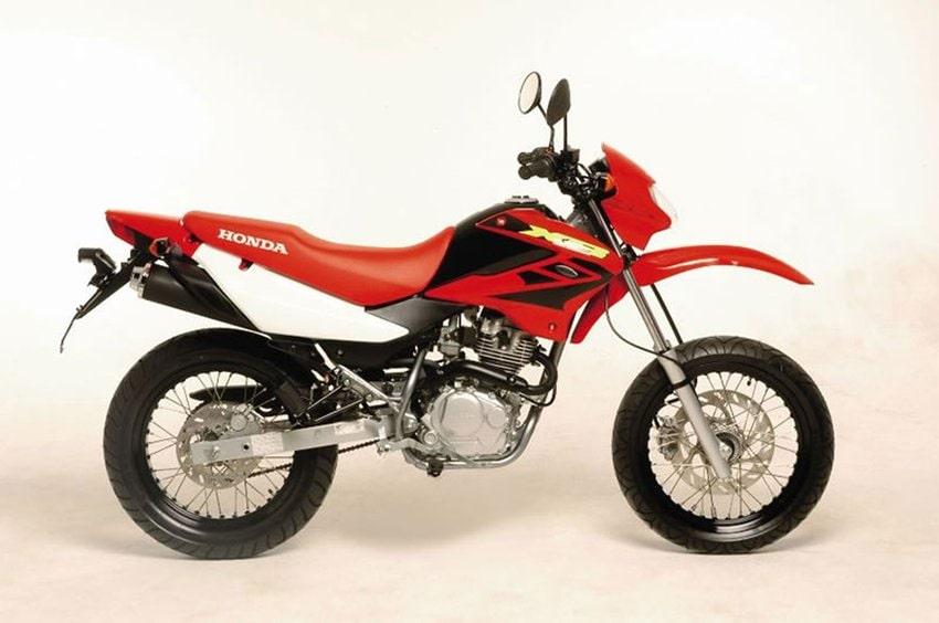 Honda Dall Ara Xr 125 Sm Prezzo Scheda Tecnica E Foto