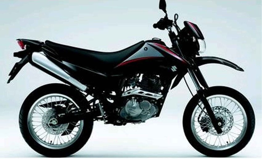 yamaha wr 125 x suzuki dr 125 sm kawasaki d tracker 125 dueruote. Black Bedroom Furniture Sets. Home Design Ideas