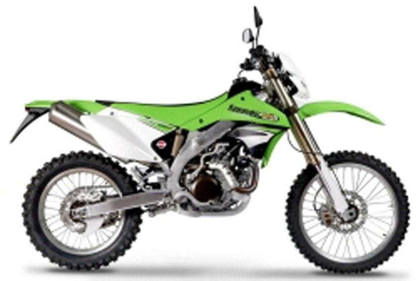Kawasaki KL KX 65 (dal 2007 a oggi)