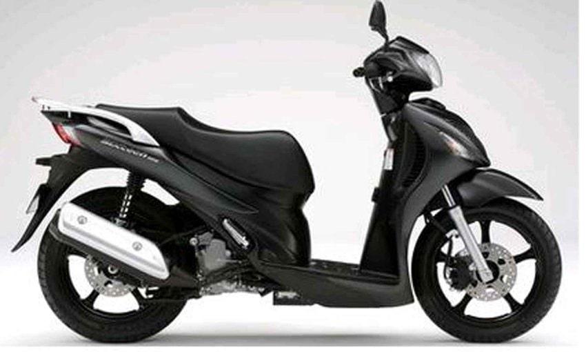 SUZUKI - UX SIXTEEN 150 - ANNO 2008 su Secondamano.it moto