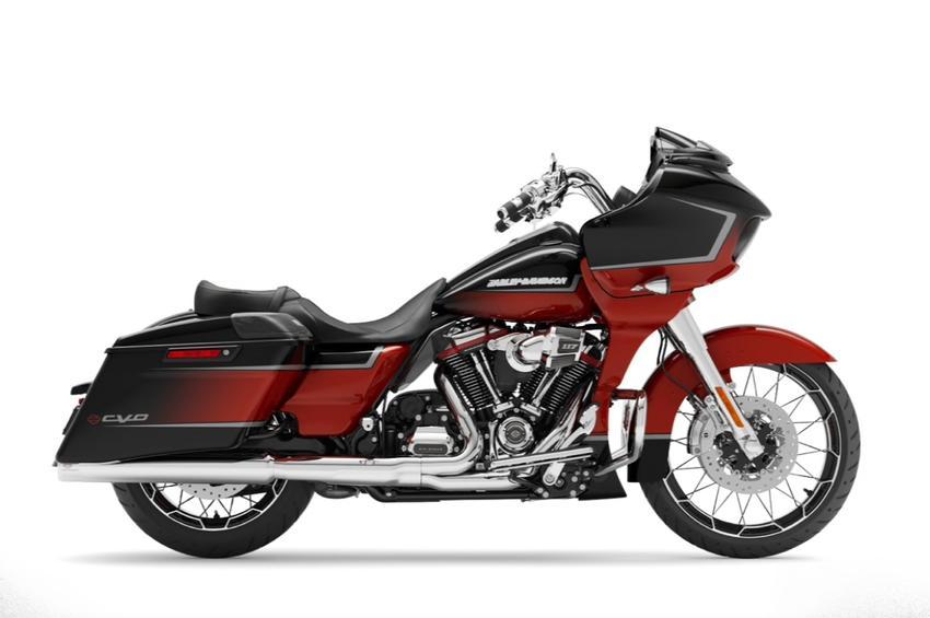 Harley-Davidson Touring Electra Glide - Dati e schede