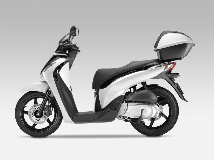 Honda Sh 125 I Sporty Prezzo Scheda Tecnica E Foto Dueruote