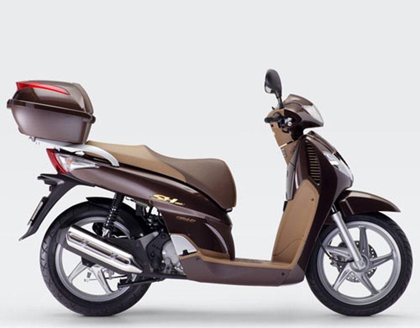Honda Sh 125 Dati E Schede Tecniche Dueruote