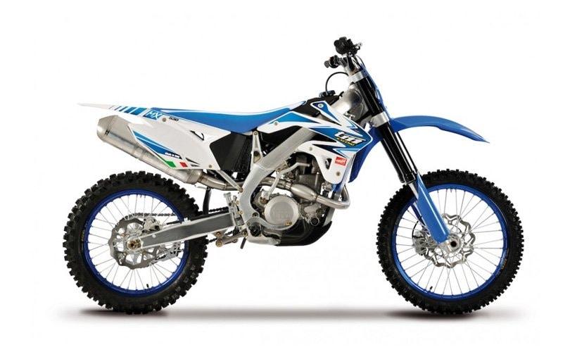 TM Racing MX 300 - Listino moto nuove: dati e schede