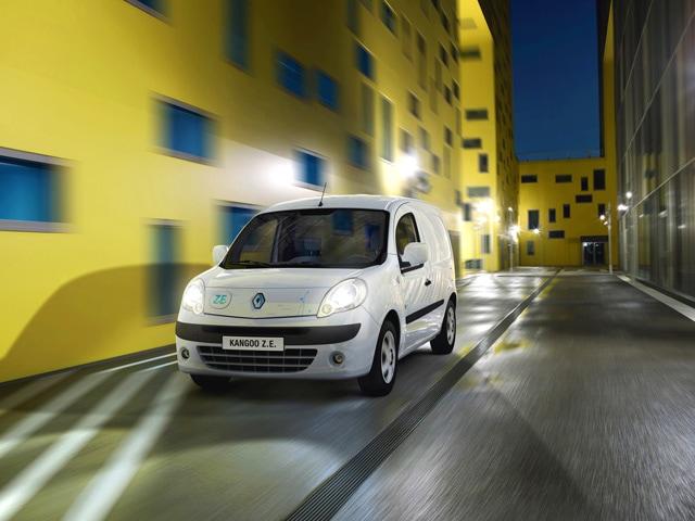 Renault Kangoo 1.5 Dci 110cv 5 Porte Stop & Start Extrem N1