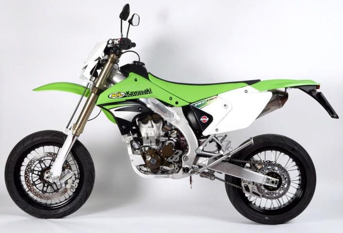 Kawasaki SMX 450R