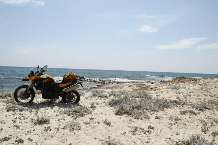 Long Test: 2.500 km con la BMW F 800 GS