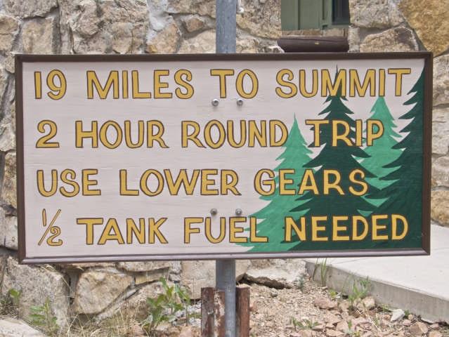 Pikes Peak 2008