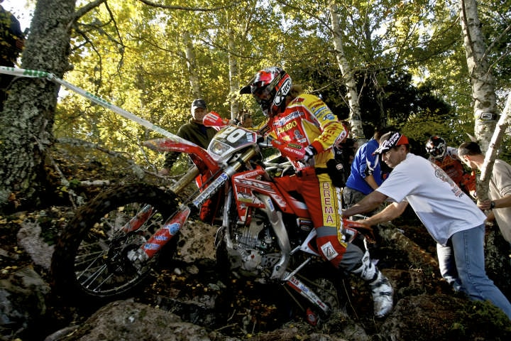 Mondiale Enduro: GP Europa - day 2
