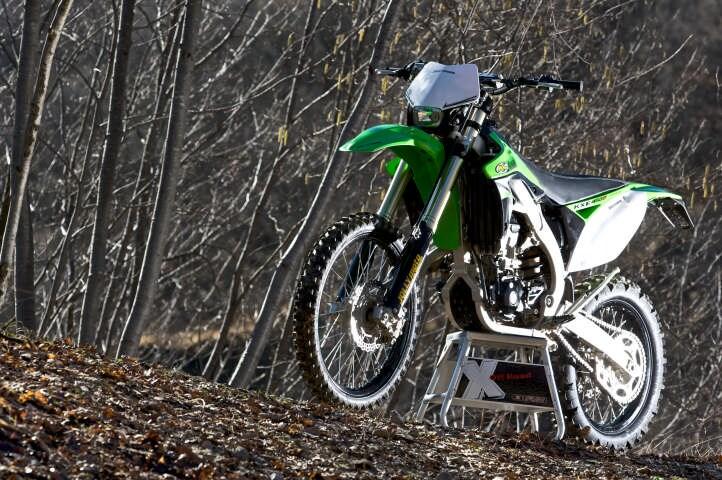 KL Kawasaki KXE 450F