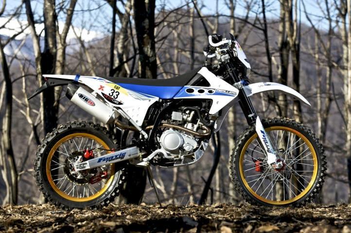 Fantic Motor Caballero 200 RC