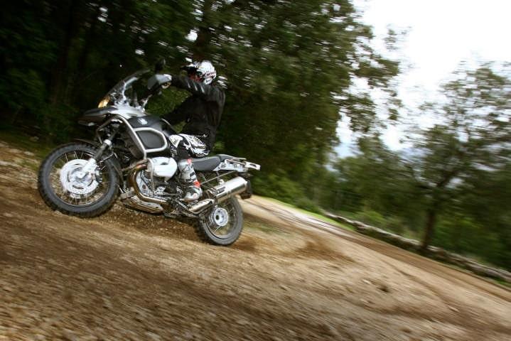 BMW Motorrad GS Experience