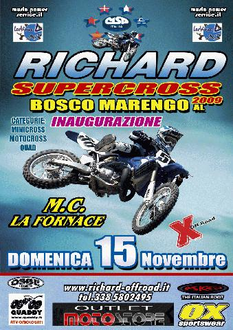 Trofeo Richard Supercross 2009