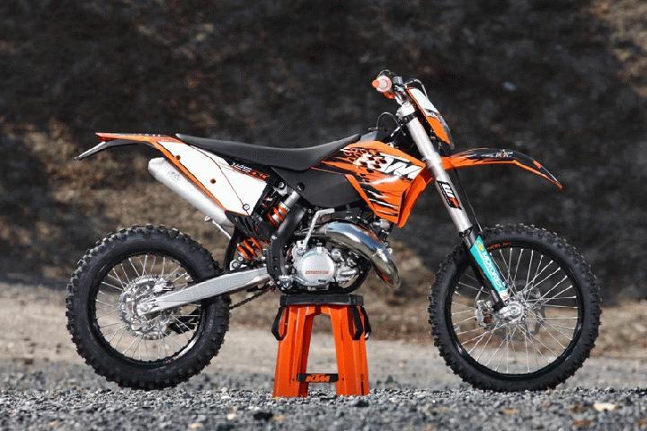Test KTM 2010