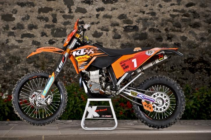 Test KTM Enduro