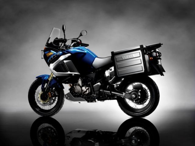 Nuova Yamaha XT1200Z Super Ténéré