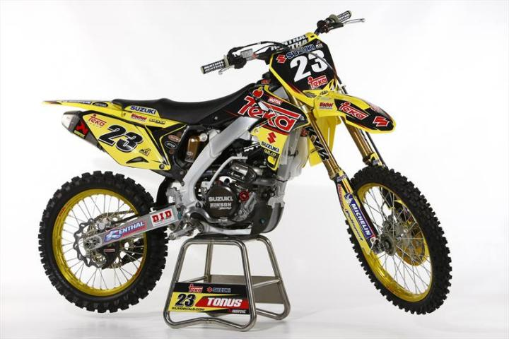 Teka Suzuki World MX Team