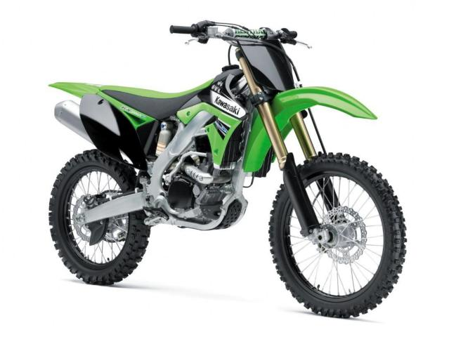 Kawasaki KX250F e KX450F 2011