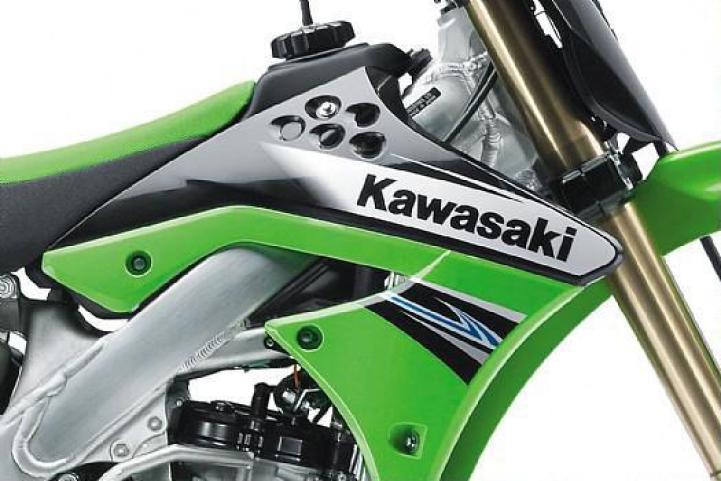 Kawasaki kx250f # molle forcella Molla ammortizzatore adatto per i piloti
