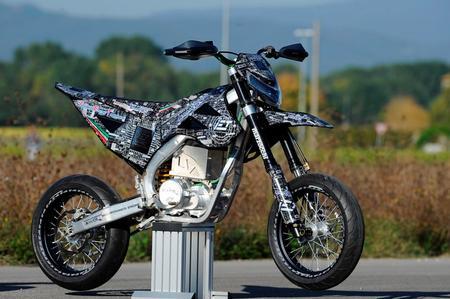 motocross con le marce