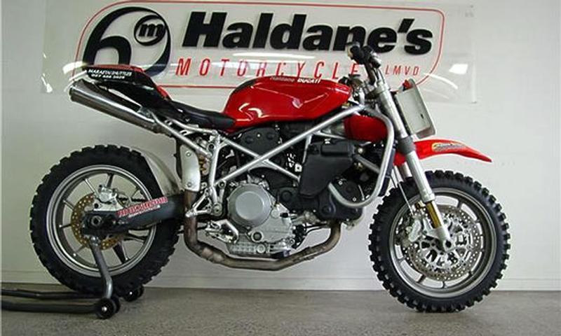 Ducati 999 Testastretta Beach Racer