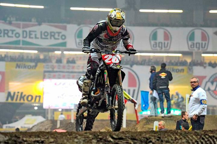 Supercross di Genova