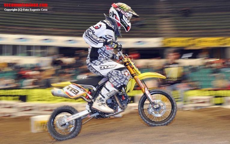Arenacross Genova