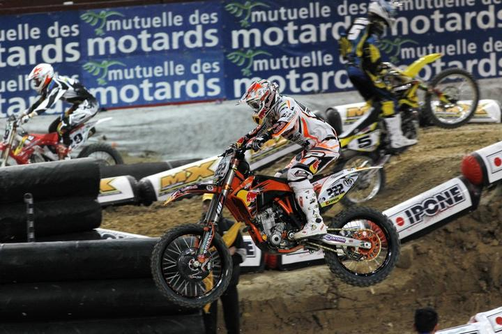 Supercross Paris Bercy